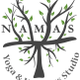 Namas T Yoga and Wellness logo