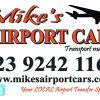 Mikes Airport Cars profile image
