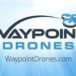 Waypoint Drones LLC profile image.