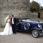 Canterbury Bridal Cars profile image.