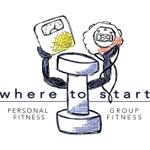 Where To Start - Health and Fitness Studio profile image.