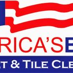 America's Best Carpet and Tile cleaning profile image.