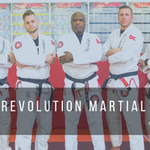 Revolution Martial Arts & Fitness profile image.