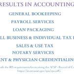 K Accounting LLC profile image.