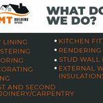 MT Building Services profile image.
