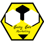 Busy Bee Marketing profile image.