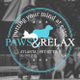 Paws and Relax logo