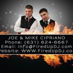 Fired Up DJ Entertainment  profile image.