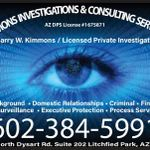 Kimmons Investigations And Consulting Services LLC profile image.
