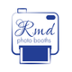 RMD Photo Booths logo