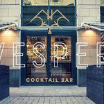Vesper Cocktail Bar profile image.