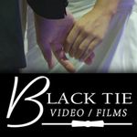 black tie video profile image.