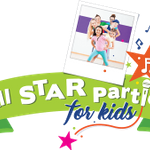 All Star Parties For Kids profile image.