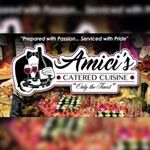 Amici's Catered Cuisine profile image.
