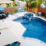 Trinity Custom Pools complete pool remodeling profile image.