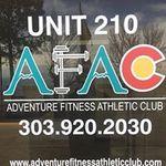 Adventure Fitness Athletic Club profile image.