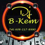 DJ B-Kem's Services profile image.