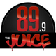 The Juice 89.9 logo
