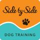 Side By Side Dog Training logo