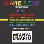 Freelance Graphic Designer Affordable prices profile image.