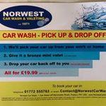 Norwest Car wash profile image.