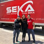 SEKA MOVING profile image.