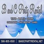 B and C Party Rental profile image.