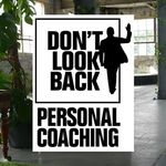 Don't Look Back Personal Coaching profile image.