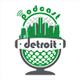 Podcast Detroit  logo