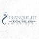 Tranquility Dental Wellness logo