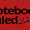 Notebook Ruled Design profile image