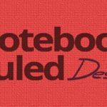 Notebook Ruled Design profile image.