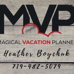 Magical Vacation Planner by Heather profile image.