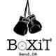 BoXit Fitness Studio logo