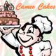 Cameo cakes logo