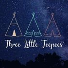 Three Little Teepees