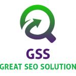 Great SEO Solution profile image.
