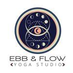 Ebb and Flow Yoga Studio profile image.