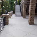 Custom Concrete Inc. profile image.