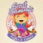 Sweet Harmony's coffee and cake shop logo