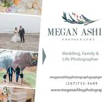 Megan Ashley Photography profile image.