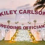 Kiley Carlson Wedding Officiant profile image.