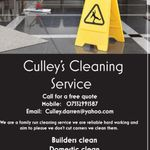 CCS culley's cleaning service profile image.