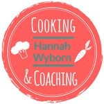 Hannah Wyborn Cooking & Coaching profile image.
