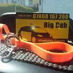 Big Cab Portadown  profile image.