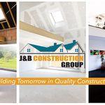 J & B Construction Group profile image.