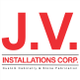J.V. Installations Corp logo