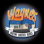 Wayne's New Skoo BBQ profile image.