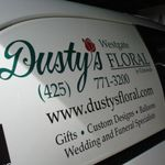 Dusty's Westgate Floral profile image.