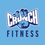 Crunch Fitness profile image.